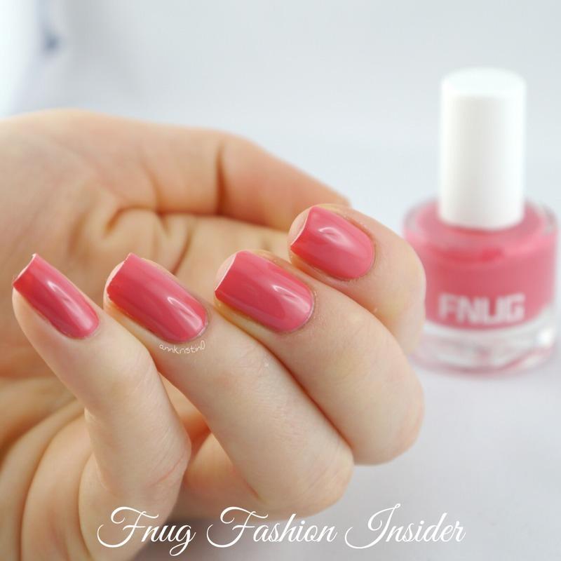 FNUG Fashion Insider Swatch by Ann-Kristin