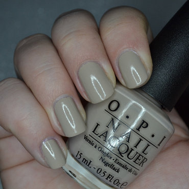 OPI Did You 'ear about Van Gogh? Swatch by Lindsay