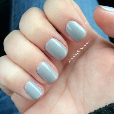 Forever 21 Stormy Swatch by Lindsay