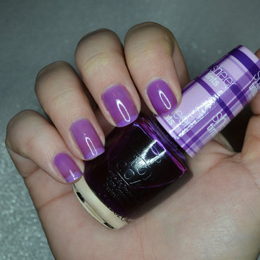 OPI Sheer Tints Swatch by Lindsay