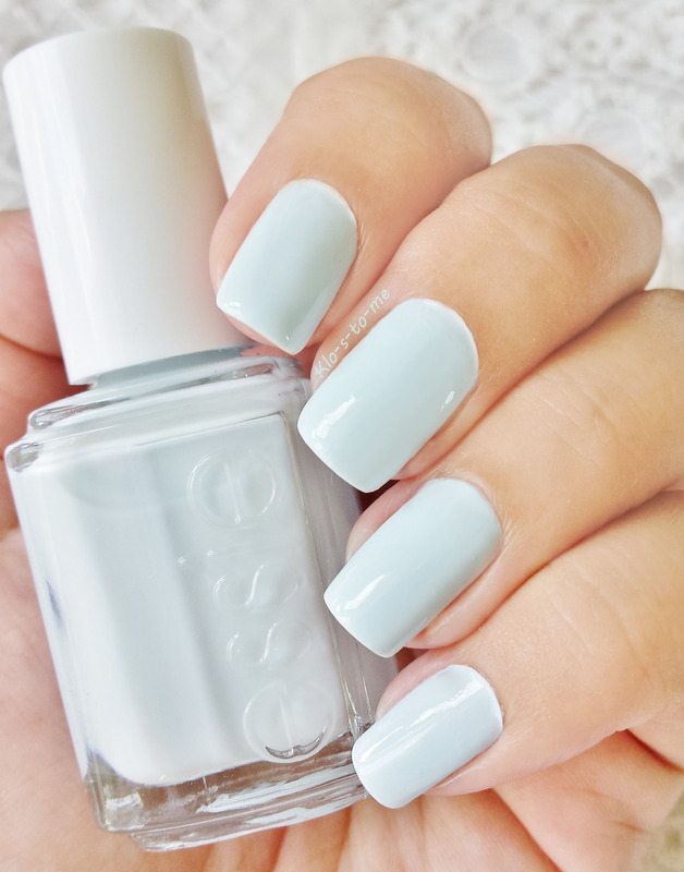 Essie Find Me An Oasis Swatch by klo-s-to-me
