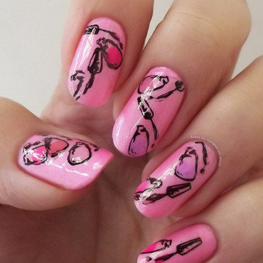 Manicura esmaltes de u c3 b1as nail polish addiction todos los esmaltes son pocos completa thumb370f