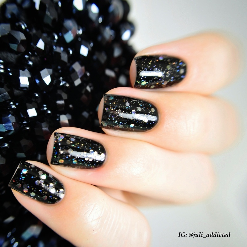 Color Club Where's the soiree and Dance Legend Морок Swatch by Juli