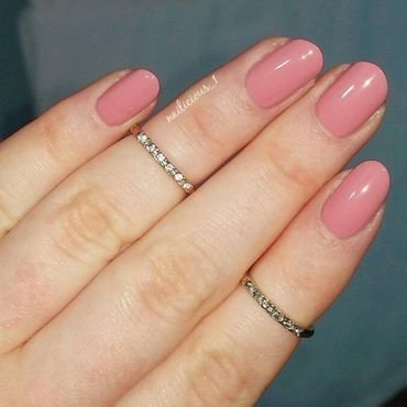 Burberry Rose Pink Swatch by nailicious_1