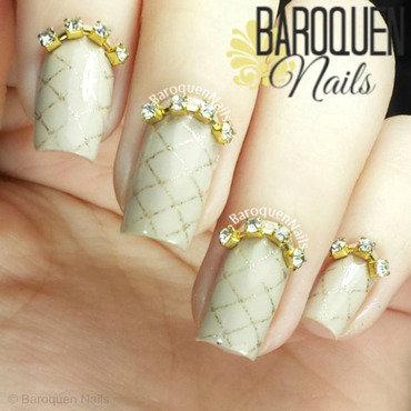Allure nail art by BaroquenNails