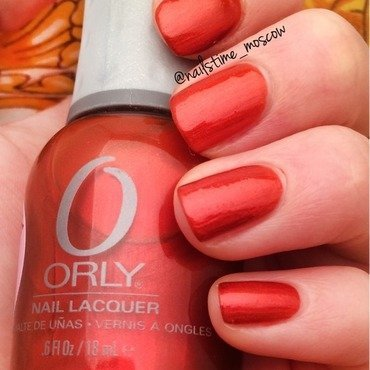 Orly Flicker Swatch by nailstime_moscow