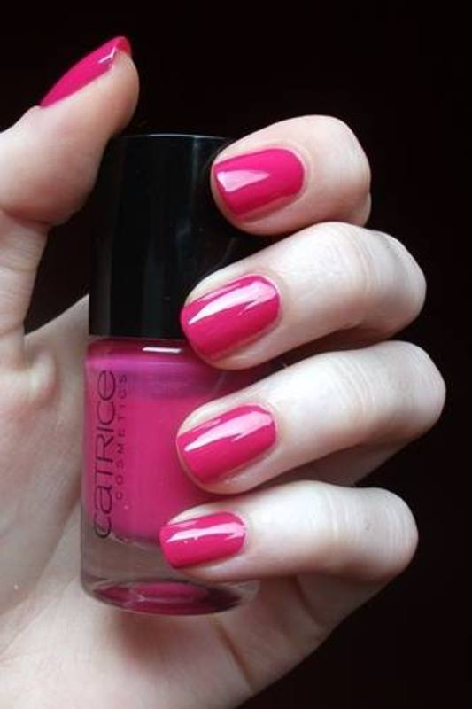 Catrice The Pinky and The Brain Swatch by Dominika Boruta