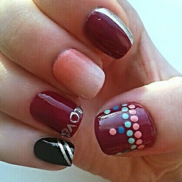 Design 1/8 nail art by Neve212