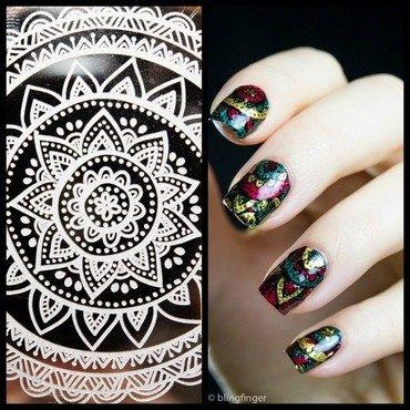 Mandala stamping decals thumb370f