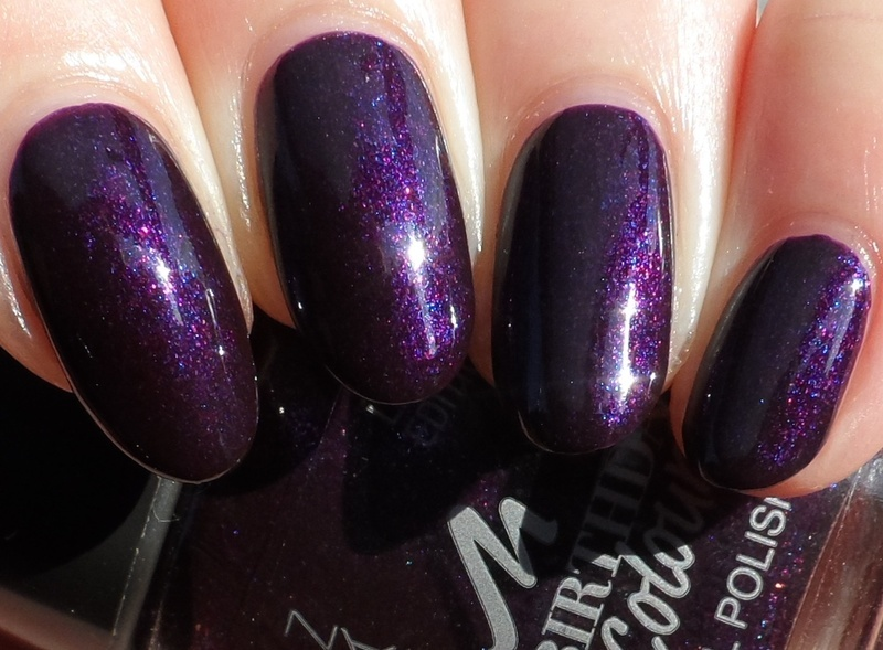 Manhattan Dance Fever Swatch by Plenty of Colors