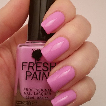 Fresh Paint Passion Fruit Swatch by Gr8Nails