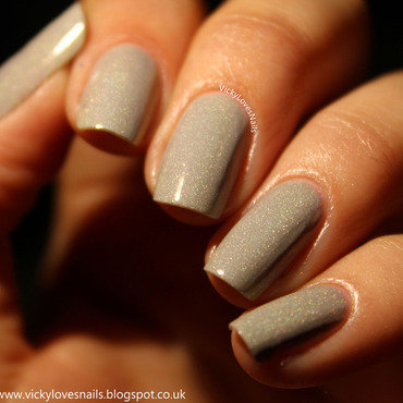 Freckles Polish Robichoux's Academy Swatch by Vicky Standage