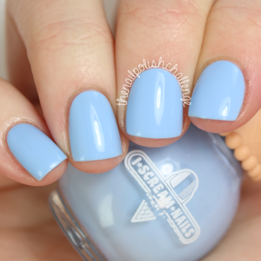 I scream nails blue heaven thumb370f