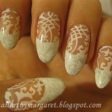 French nail art by Margaret Nail Art