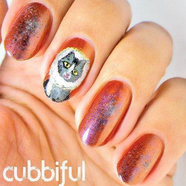 Kitsch nail art thumb370f