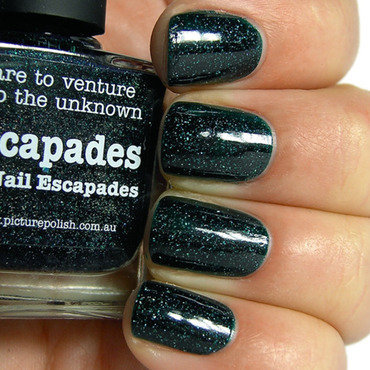 piCture pOlish Escapades Swatch by nihrida