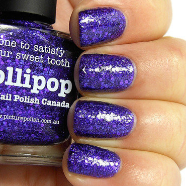 piCture pOlish lollipop Swatch by nihrida