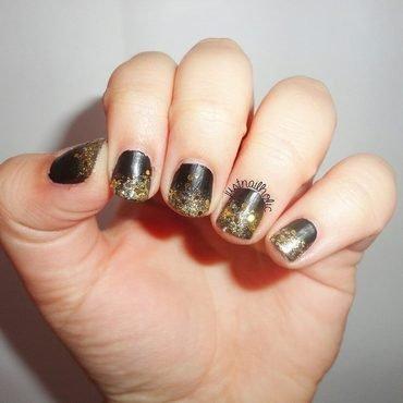 New Year's Nails nail art by Melany Antelo