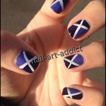 Nail Art : Géométrique nail art by SowNails