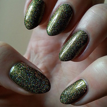 Orly Bling Swatch by Mgielka M