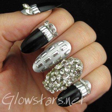 Born pretty store dazzling clear diamond rhinestones 1 thumb370f