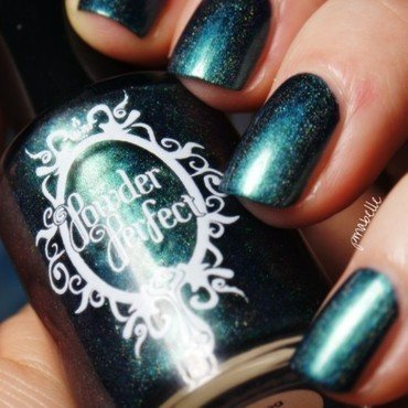 Powder Perfect foreboding Swatch by Pmabelle