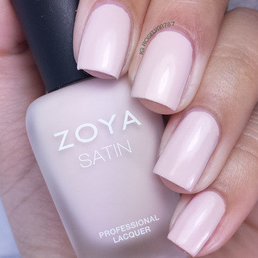 Zoya Ana Swatch by Rose Mercedes