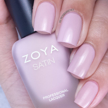Zoya Brittany Swatch by Rose Mercedes