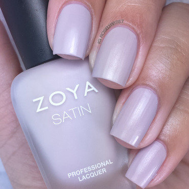 Zoya Leah Swatch by Rose Mercedes