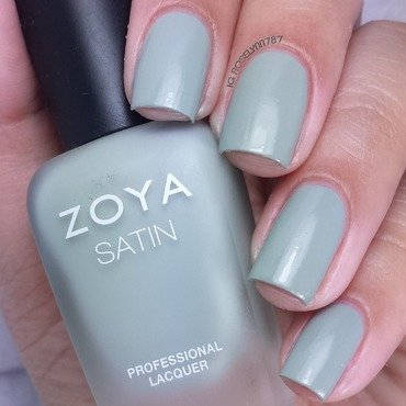 Zoya Sage Swatch by Rose Mercedes