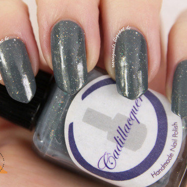 Cadillacquer Where the Wild Things Are Swatch by Robin