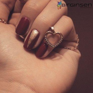 Prom nails nail art by Angelika Bogusz