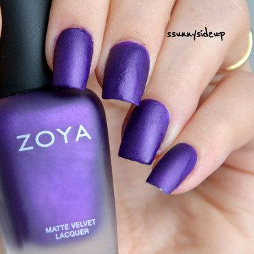 Zoya Savita Swatch by ssunnysideup (Sabrina)