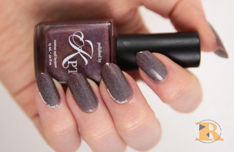 Polished By Kpt Belle Ami Swatch by Robin