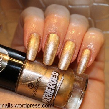 essence nailpolish nail art by lovingnails nail art