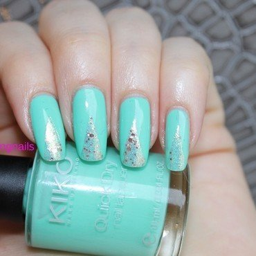 mint nails nail art by lovingnails nail art