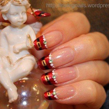 christmas nail art nail art by lovingnails nail art