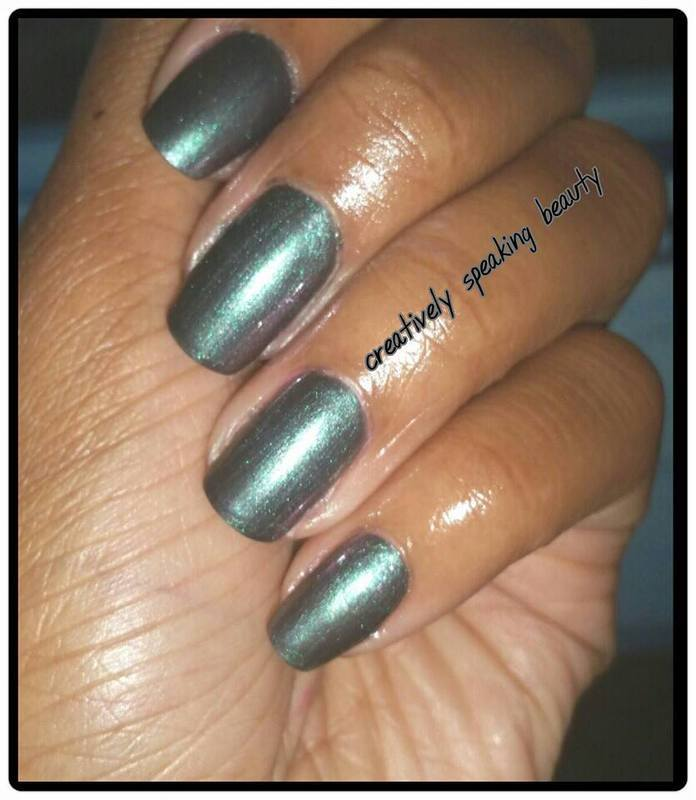 OPI Peace & Love & OPI   Swatch by Kewani Granville