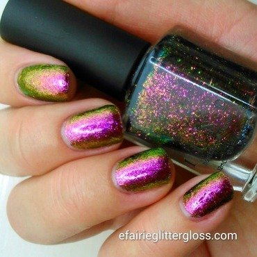 ILNP Electric Carnival Swatch by Emma