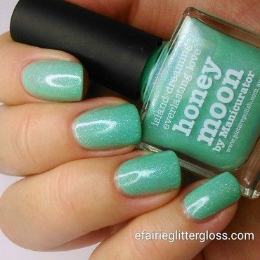 piCture pOlish Honey Moon Swatch by Emma