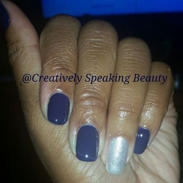 Revlon Urban and Revlon Snow Bunny Swatch by Kewani Granville