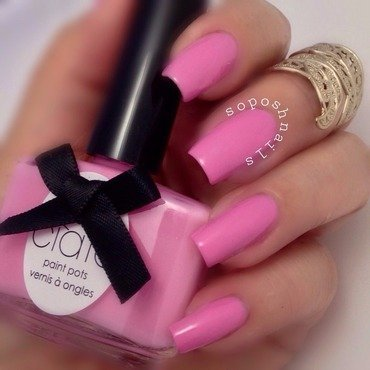 Ciate Candy Floss Swatch by Debbie