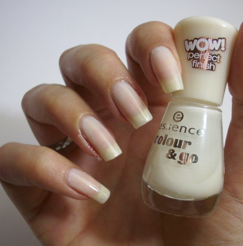 Essence Give me nude, baby Swatch by irma