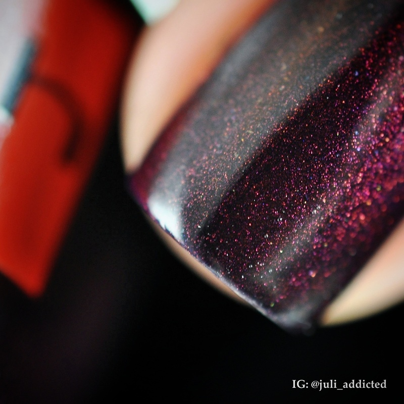 Sophin Satin №313 Swatch by Juli