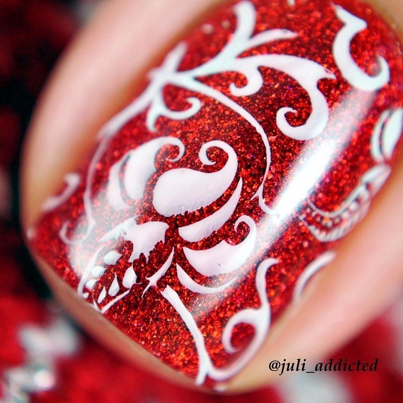 #52-2 nail art by Juli
