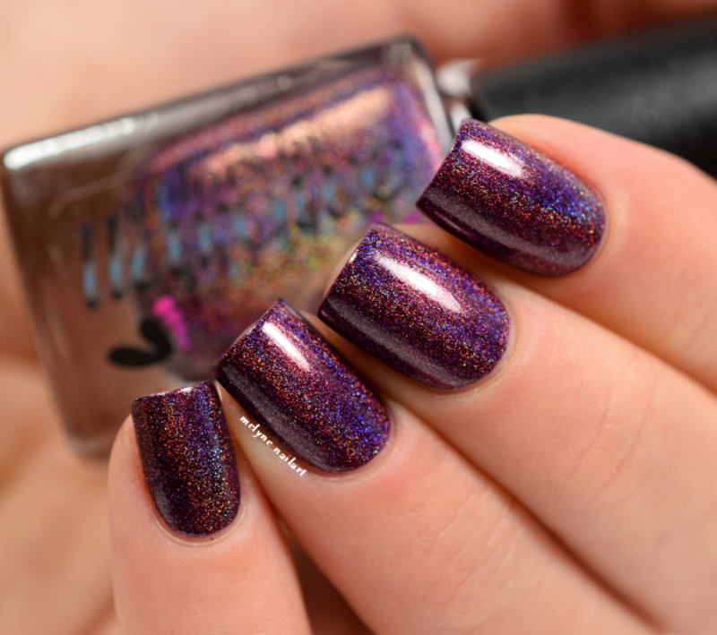 Colors By Llarowe Mercy Swatch by melyne nailart