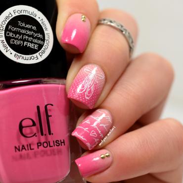 nail art girly nail art by melyne nailart