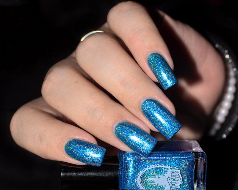 enchanted polish december 2014 nail art car interior design. Black Bedroom Furniture Sets. Home Design Ideas