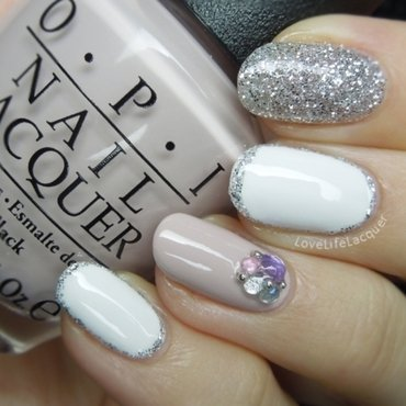 Dont bossa nova me around newyear nails party lovelifelacquer blog thumb370f