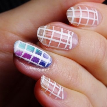 Colourful nailart lovelifelacquer blog thumb370f